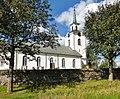 Sjösås nya kyrka Exteriör från söder 05.JPG