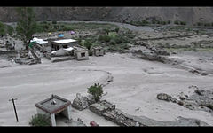 Near Leh, the village of Skyu in Markha valley