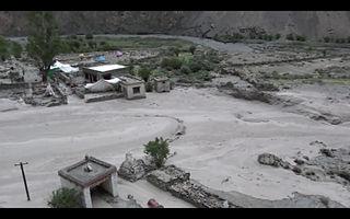2010 Ladakh floods inondations catastrophiques qui ont eu lieu au Ladakh, en Inde