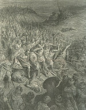 Battle of Dorylaeum (1097) - Battle of Dorylaeum (Gustave Doré).