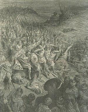 Battle of Dorylaeum (1097) - Battle of Dorylaeum (Gustave Doré).