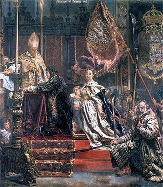"Oath - ""Lwów Oath"" by Jan Matejko"