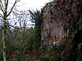 Smeaton cliff - geograph.org.uk - 353484.jpg