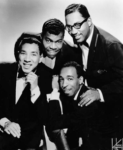 The Miracles vuonna 1966