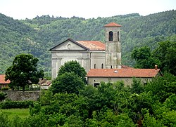 Sočerga parish church.jpg
