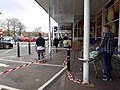 Social distancing during COVID-19 pandemic, Haslemere 02.jpg