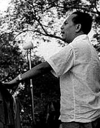 Our Struggle - Public speaker Soetan Sjahrir