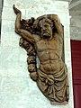 Soissons (02), musée municpal, atlante provenant d'une tribune d'orgue 2.jpg