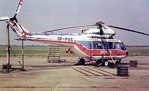 PZL W-3 Sokół - PZL W-3 fourth prototype