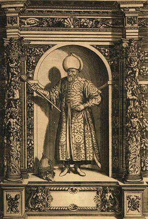 Serb Muslims - Mehmed-paša Sokolović (1506-1579), Grand Vizier of the Ottoman Empire (1565-1579), ethnic Serb by birth