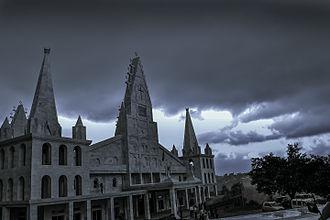 Mizoram - Solomon's Temple