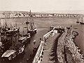 Sommer - Napoli, molo del porto.jpg