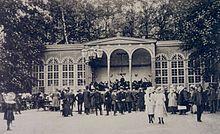 Die Lohhalle am Lohplatz (Quelle: Wikimedia)