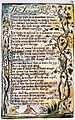 Songs of Innocence and of Experience, copy L, 1795 (Yale Center for British Art) object 54-53 The School Boy.jpg