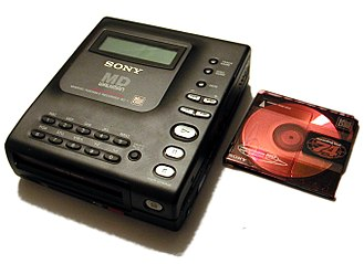 MiniDisc - The Sony MZ1 was the first MiniDisc player, released in 1992.
