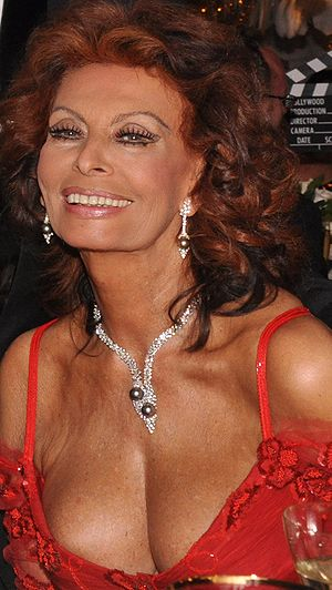 Sophia Loren - Loren in 2009 in London, United Kingdom