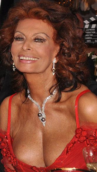 Sophia Loren - Loren in 2009 in London, United Kingdom