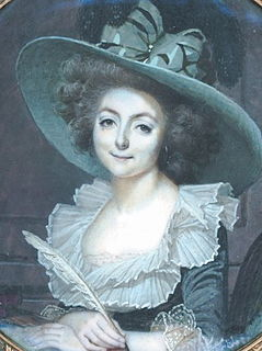 Sophie de Condorcet salon hostess