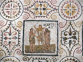 <i>Martius</i> (month) first month of the ancient Roman year