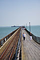 Southend-On-Sea pier (Longest pier in the world) (5791710890).jpg
