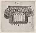 Speculum Romanae Magnificentiae- Ionic capital MET DP870169.jpg