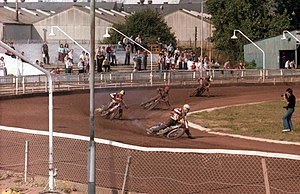 Oxford Stadium - Speedway at Oxford Stadium