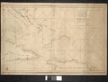 Spherical Map That Shows the North of the Santo Domingo Island and the Eastern Part of Canal Viejo of Bahamas WDL1140.png