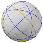 Spherical polyhedron with great circles, 8 yb.png