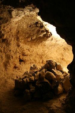 斯皮耶纳的新石器时代燧石矿