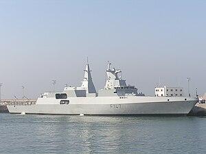 Valour-class frigate - Image: Spioenkop F147