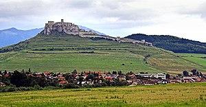 Spiš Castle - Image: Spis Castle Slovakia