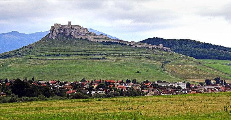 Datei:Spis Castle - Slovakia.jpg