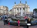 Square by Opera House - Lviv - Ukraine (27144176206) (2).jpg