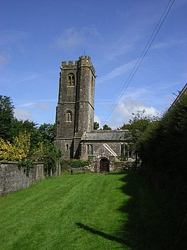St. Bartholomew's Church, Stoke Rivers