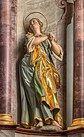 St. Georg - Mundelfingen - Main altar 04.jpg