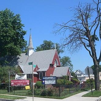Queens Village, Queens - St. Joseph's Episcopal Church, Queens Village