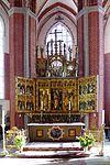 St. Katharinenkirche (Brandenburg) Altar.JPG