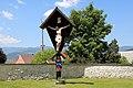 St. Lorenzen bei Knittelfeld - Kirchhofkreuz.JPG