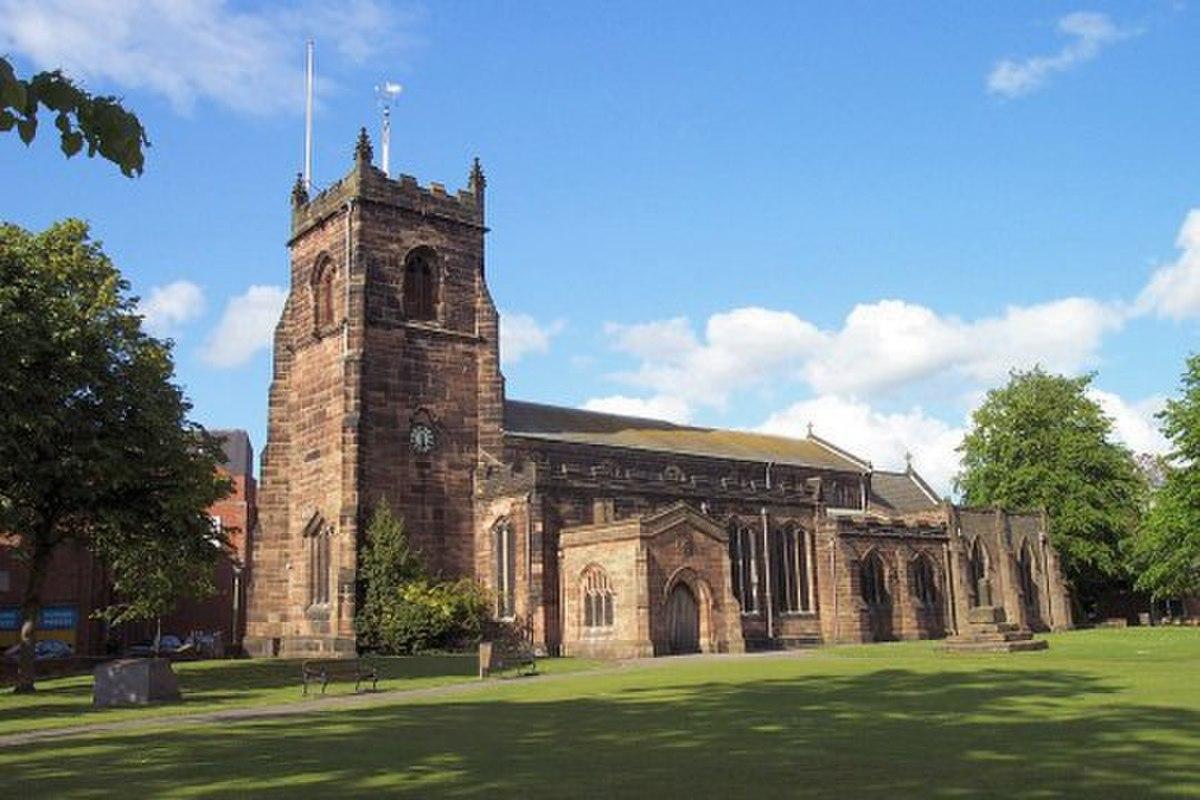 St. Luke's Church, Cannock - geograph.org.uk - 119236.jpg