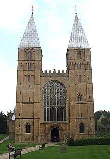 St. Mary's Minster , West End - geograph.org.uk - 948257