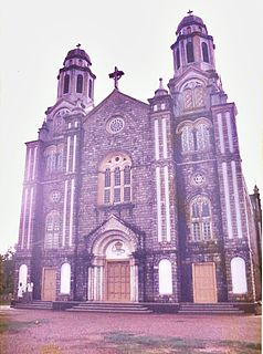 Cathedral of Saint Mary, Pattom Church in Kerala, Republic of India