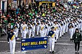 St. Patrick's Day Parade (2013) - Fort Mill High School Band, South Carolina, USA (8565217039).jpg