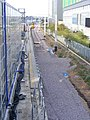 StAR railway line construction, Tottenham Hale, N17 - 43647843730.jpg