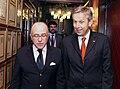 StS Lopatka und französischer Europaminister Cazeneuve (8495209564).jpg