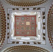 St Albans cathedral Rose Ceiling