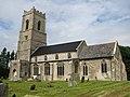 St Andrew's church, Wood Dalling - geograph.org.uk - 1555272.jpg