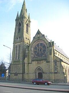 St Anns, Stretford grade II listed church in the United kingdom