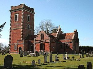 Grade I listed buildings in Hampshire - Image: St Catherine's Church, Wolverton geograph.org.uk 747372