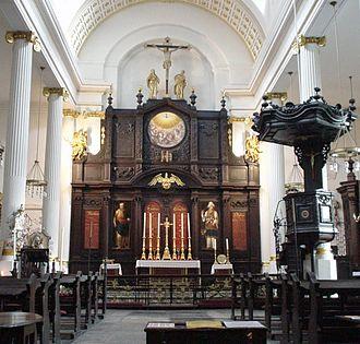 Henry Joy Fynes-Clinton - Church of St Magnus the Martyr