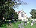 St Mary's Church, Brandesburton - geograph.org.uk - 785168.jpg